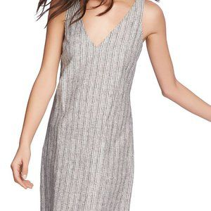 1. State Carousel Stripe Tie Back Sundress